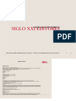 siglo xxi catalogo