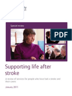 CQC Stroke Review National Report