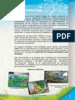 Manual BaNDERA ECOLOGICA 2014
