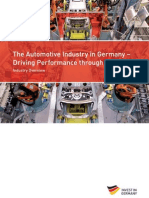 Automotive Industry in Germany Invest in Germany