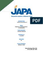 Gobiernos Contemporáneos 2000-2020