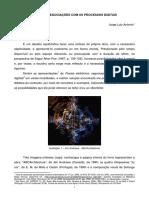 POESIA ELETRÔNICA COM PROCESSOS DIGITAIS