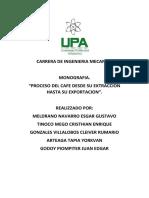 Monografía de maquinaria Industrial para cafe - copia (Autoguardado)