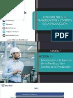 Lecion 1.1 - Introducción a la función del PCP