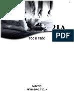 PSIQUIATRIA - TOC E TEOC