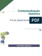 Historico Arquitetura de Computadores