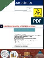 Presentación riesgo químico