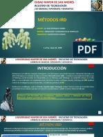 METODO IRD