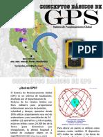 Conceptos básicos de GPS