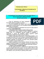 CURS 13 - sem 2 SPM III - Planul de lectie