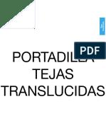 tejas-translucidas