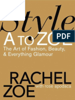 Style A to Zoe_ The Art of Fashion, Beauty, & Everything Glamour ( PDFDrive.com )