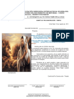 ASOCIACIÓN MISIONERA INTERNACIONAL IGLESIA DEL SÉPTIMO DÍA MOVIMIENTO DE REFORMA