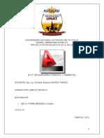 DIBUJO-PUNTOS-LINEAS-ESC-AUTOCAD