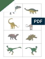 Dinosaurios-sombra