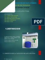 CAPTACION DE AGUA PLUVIAL OBRAS II.pptx