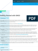 Getting Started with GNS3 - GNS3