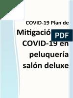 mitigacion salon deluxe