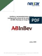 Análisis y recomendaciones BMC Remedy en Grupo Modelo