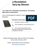 Bible Only Revelation Commentary by Steven Rudd.pdf