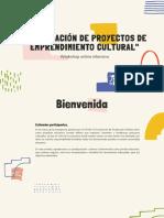 MANUAL DE BIENVENIDA - WORKSHOP