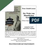 tour Peter - Der Wahn Vom Himmlischen Frieden