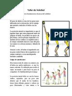 Taller de Voleibol José Meza 1104