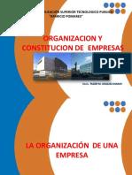 CLASES 4  ASPECTOS BASICOS DE ORGANIZACION DE EMPRESAS