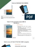 presentation tablet