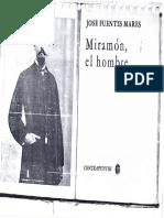José Fuentes Mares-Miramón, el hombre