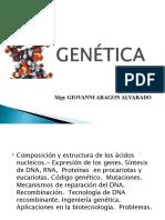 1. GENETICA ESTRUCTURA Y COMP DEL DNA.ppt