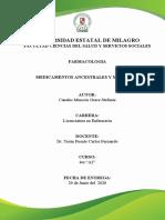 DISEÑO DIGITAL FARMACOS