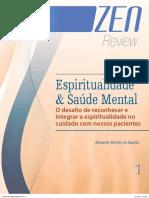 Alexander Moreira de Almeida - Espiritualidade e Saúde Mental