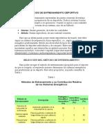 SISTEMAS-METODOS DE ENTRENAMIENTO DEPORTIVO