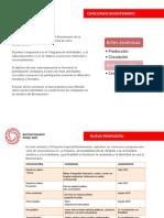 Convocatorias de creación PEB (1)