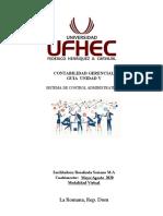 Guia Unidad V Contabilidad Gerencial- Sstemas de infrmacin administrativs.docx