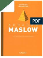 14. Abraham Maslow. La teoría de las necesidades