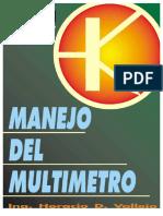Manejo-del-multimetro Ing Vallejo
