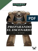 Preparando El Escenario - C. L. Werner