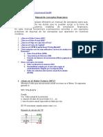 Manual de conceptos financieros