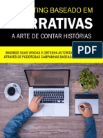 Marketing Baseado em Narrativas - A Arte de Contar Histórias PT