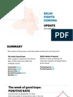Delhi Coronavirus Turnaround?