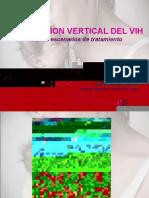 TRANSMISION VERTICAL DEL VIH 2008