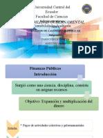 Analisis Finanzas Publicas