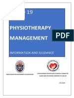 COVID19_PHYSIOTHERAPY_MANAGEMENT_INFORMATION _GUIDANCE