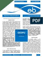 Informativo EBEJI 70 Março 2015