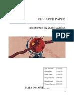 Research Paper- BRI (1)