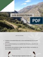 Clase Ecosistemas