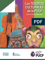 los-tesoros-culturales-de-la-pucp- Máscaras