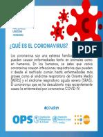 Coronavirus ONU